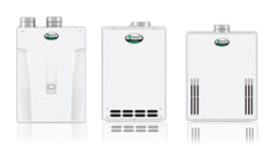 A.O. Smith Tankless tankless water heater lineup